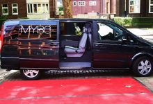 Event-Shuttle Mercedes Viano