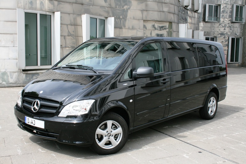 shuttleservice d sseldorf fuhrpark mercedes vito van shuttleservice gerst. Black Bedroom Furniture Sets. Home Design Ideas